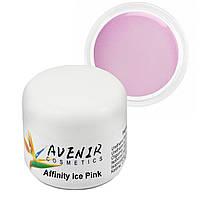 Гель для нарощування Ice Pink Avenir 15 мл, 30 мл, 50 мл