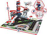 Ігровий набір Dickie Toys Аеропорт зі звуковими і світловими ефектами (3749007), фото 2