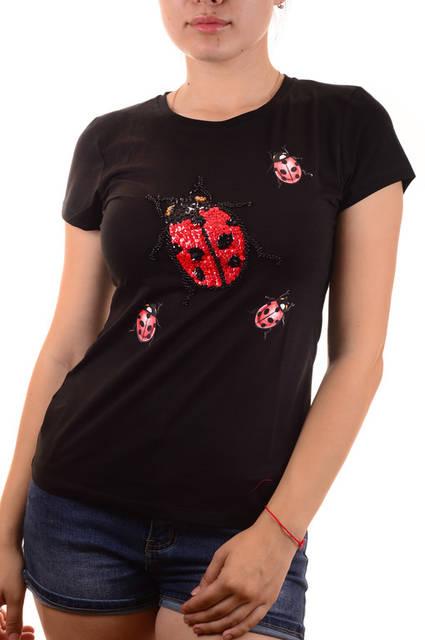 Итальянские женские футболки оптом Monte Cervino (5032) лот 6шт по 7,5Є 225