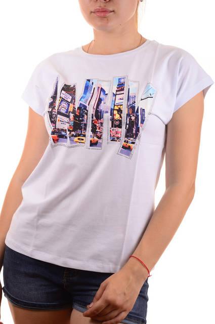 Итальянские футболки оптом Monte Cervino (5097) лот 6шт по 7,5Є 224