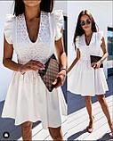 Платье с кружевом Турция Новая коллекция, фото 2