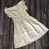 Платье с кружевом Турция Новая коллекция, фото 6