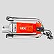 Глибинний вібратор для бетону LEX LXCV23-4M Професійний 4 МЕТРИ БУЛАВА, фото 10