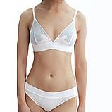 Комплект женского нижнего белья из сетки. Соблазнительный набор из лифа и трусиков, размер М, фото 2