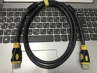 HDMI КАБЕЛЬ 1.5 М (HD кабель)Full HD 2.0/Высокое Качество/