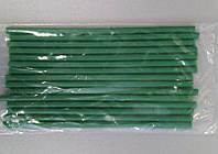 Стержні клейові 15 шт пачка (ціна за пачку) 7x200 мм зелені LTL14021