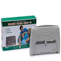 Очиститель ионизатор воздуха Супер Плюс ЭКО-С Серый hubMhfA35716, КОД: 1033080