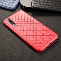 Чохол Baseus для Huawei P20 BV Weaving, RED (WIHWP20-BV09)
