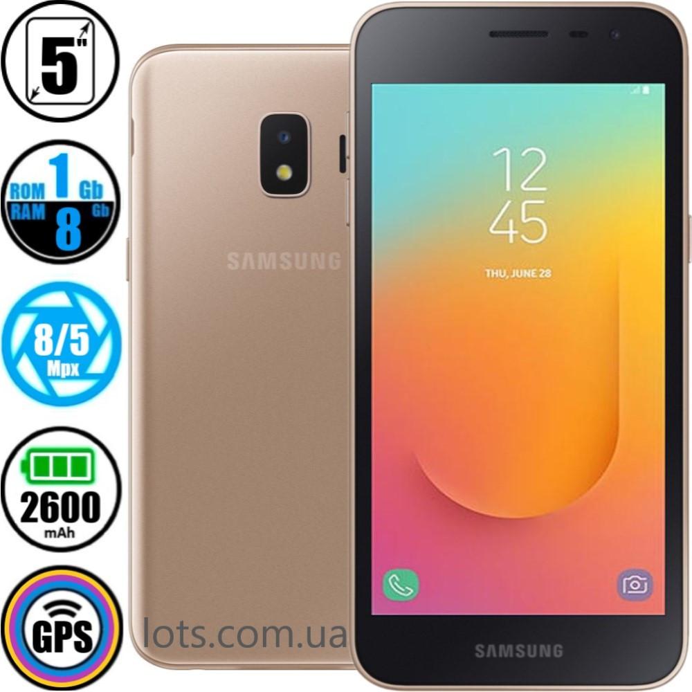 Смартфон Samsung Galaxy J2 Core J260F Gold