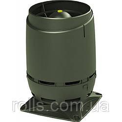 Вентиляционный выход FLOW S-125 Вентиляційний вихід VILPE Зеленый