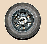 Настенный кронштейн для колес К-043, фото 3