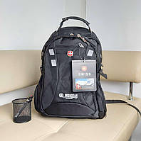 Вместительный школьный рюкзак для подростка Swissgear 47*31*21 см