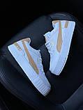 Жіночі кросівки Puma Select Cali Sport Mix Beige., фото 2