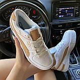 Жіночі кросівки Puma Select Cali Sport Mix Beige., фото 5