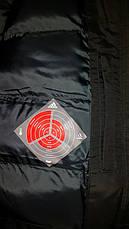 Мужская утепленная куртка Adidas Long Fur, фото 3