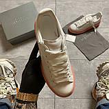 Женские кроссовки Alexander McQueen White Pink., фото 5