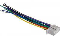 Разъём для магнитолы Clarion/Panasonic 16-pin (22x11mm)(без ISO)