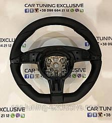 TechArt steering wheel for Porsche Panamera