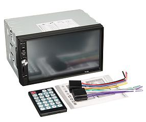 Автомагнітола 2DIN MP5-7012B, автомобільна магнітола USB+Bluetoth