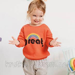 Світшот для дівчинки Great Little Maven (2 роки), фото 2