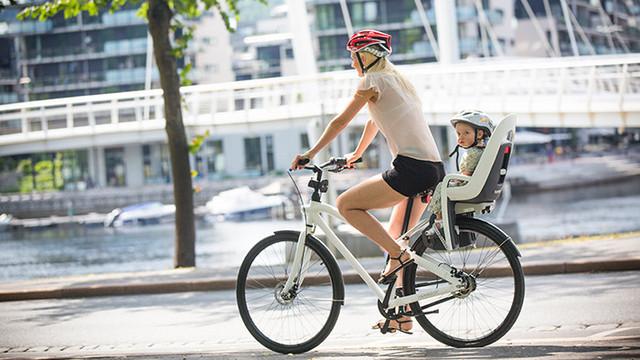 Детские велокресла