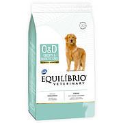 Эквилибрио Equilibrio Veterinary Dog лечебный сухой корм для собак против ожирения, диабета, 2.5 кг