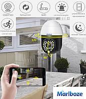 Marlboze - IP камера WiFi (удаленный просмотр), вращение, сигнализация - ORIGINAL, фото 1