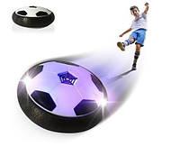 Светящийся диск летающий мяч аэрофутбол Hover Ball