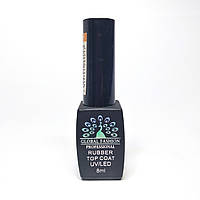 Топ каучуковый для ногтей Ruber Global Fashion 8мл