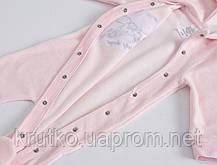 Чоловічок велюровий для дівчинки Lovely bags Berni (6-9 міс), фото 3