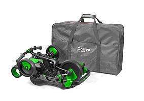 Трехколесный велосипед Galileo Strollcycle GB-1002-G