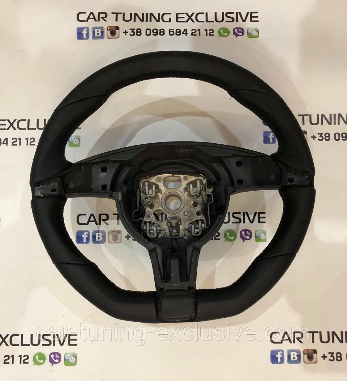 TechArt steering wheel for Porsche Macan