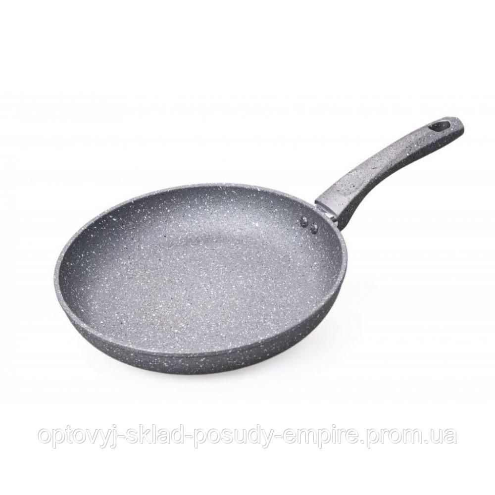 Сковорода Con Brio Eco Granite без кришки 18 см (CB-1811)