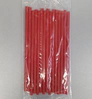 Стержні клейові 15 шт пачка (ціна за пачку) 7x200 мм червоні LTL14017