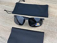 Чоловічі сонцезахисні спортивні окуляри, поляризація