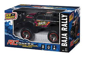Машинка New Bright на р/к BAJA RALLY 1:18 Black