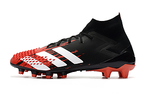 Бутсы adidas Predator Mutator 20.1 AG black/red