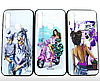 Зеркальный чехол с интересным рисунком Girl Case, Mom Lifе для Xiaomi Redmi Note 8T (ксиоми редми нот 8т)