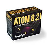 Бинокль Levenhuk Atom 8x21, фото 10