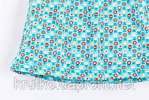 Плаття для дівчинки Море квітів Little Maven (2 роки), фото 2