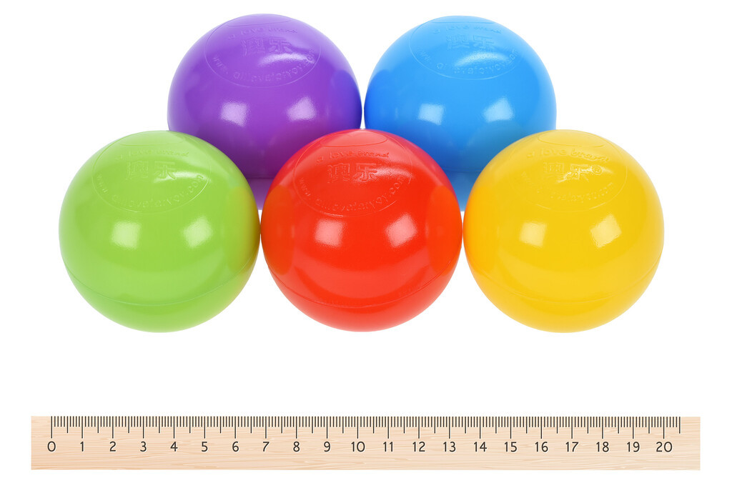 Кульки для сухого басейну Same Toy Aole 6.5 см (100 шт.)