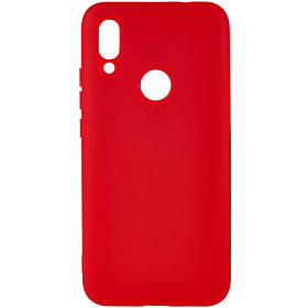 Чехол Silicone Cover with Magnetic для Xiaomi Redmi 7