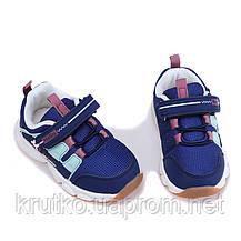 Кросівки дитячі Fast bunny, синій Hello Mifey (27), фото 2