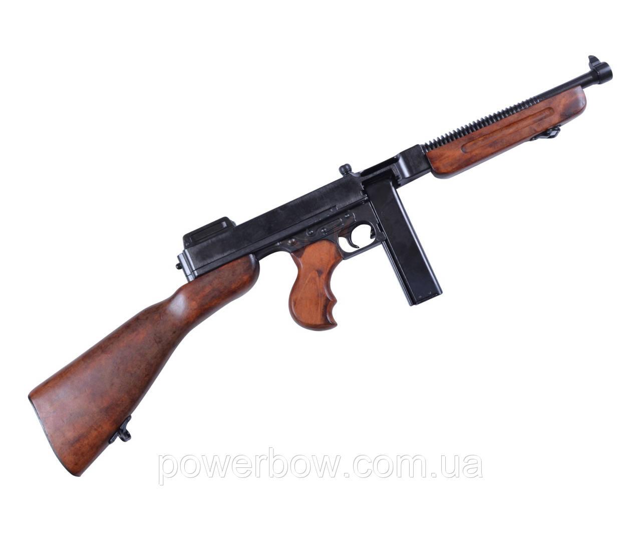 ПІСТОЛЕТ-КУЛЕМЕТ ТОМПСОНА M1928A1, США, 1918 Р.