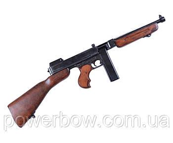 ПИСТОЛЕТ-ПУЛЕМЕТ ТОМПСОНА M1928A1, США, 1918 Г.