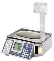 Весы торговые электронные с чекопечатью ВПМ