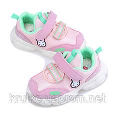 Кросівки для дівчинки Happiness Hello Mifey (27), фото 3