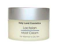 Holy Land Lactolan Moist Cream for dry skin Увлажняющий крем для сухой кожи, 250 мл