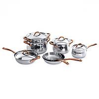 Набор посуды BergHOFF Copper, 11 пр. 1111004