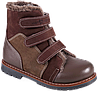 Зимние ортопедические детские ботинки 06-756 р-р. 21-30, фото 3